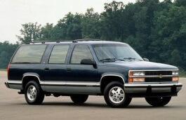 Фото Chevrolet Suburban 1500 1999