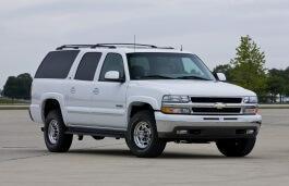 Фото Chevrolet Suburban 1500 2000