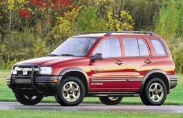 Фото Chevrolet Tracker 2004