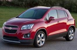 Фото Chevrolet Tracker 2016