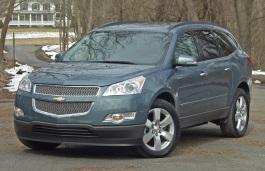 Фото Chevrolet Traverse 2009