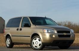 Фото Chevrolet Uplander 2005