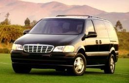 Фото Chevrolet Venture 1997