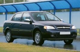 Фото Chevrolet Viva 2004