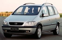 Фото Chevrolet Zafira 2001