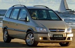 Фото Chevrolet Zafira 2009