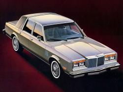 Фото Chrysler Fifth Avenue 1984