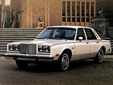 Фото Chrysler LeBaron 1977
