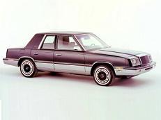 Фото Chrysler LeBaron 1985