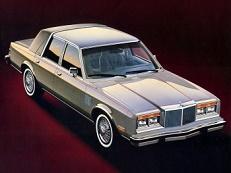 Фото Chrysler New Yorker 1987