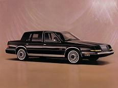 Фото Chrysler New Yorker 1992