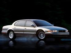 Фото Chrysler New Yorker 1997