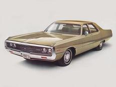 Фото Chrysler Newport 1971