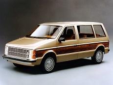 Фото Chrysler Voyager 1990