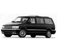 Фото Chrysler Voyager 1992