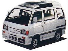 Фото Daihatsu Atrai 1993