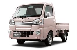 Фото Daihatsu Hijet Truck 2015