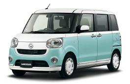 Фото Daihatsu Move Canbus 2016
