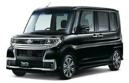 Фото Daihatsu Tanto Custom 2016