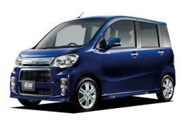 Фото Daihatsu Tanto Exe Custom 2012