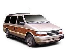 Фото Dodge Caravan 1993