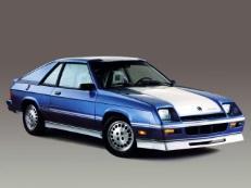 Фото Dodge Charger 1986