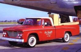 Фото Dodge D150 1965