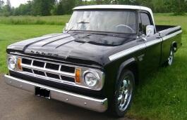 Фото Dodge D150 1969