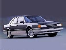 Фото Dodge Monaco 1990