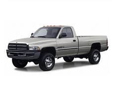 Фото Dodge Ram 2500 2000