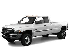 Фото Dodge Ram 3500 2001