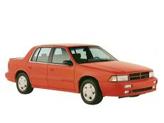 Фото Dodge Spirit 1988