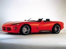 Фото Dodge Viper 1995