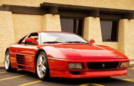 Фото Ferrari 348 GTB 1994