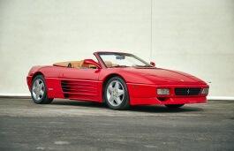Фото Ferrari 348 Spider 1993