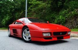 Фото Ferrari 348 tb 1993