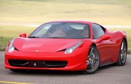 Фото Ferrari 458 Italia 2009