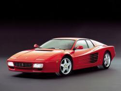 Фото Ferrari 512 TR 1992