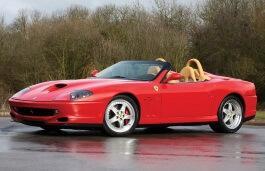 Фото Ferrari 550 Barchetta Pininfarina 2002