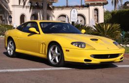 Фото Ferrari 550 Maranello 1996