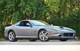 Фото Ferrari 575M Maranello 2002