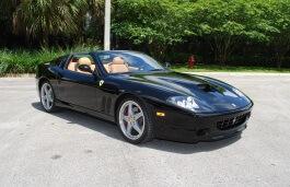 Фото Ferrari 575M Superamerica 2006