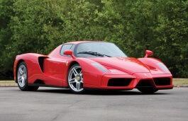 Фото Ferrari Enzo 2004