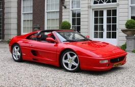 Фото Ferrari F355 GTS 1999