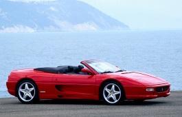 Фото Ferrari F355 Spider 1995
