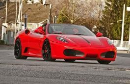 Фото Ferrari F430 Spider 2005