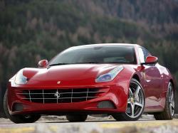 Фото Ferrari FF 2011