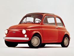 Фото Fiat 500 1967