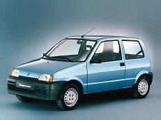 Фото Fiat Cinquecento 1991