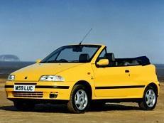 Фото Fiat Punto 1993